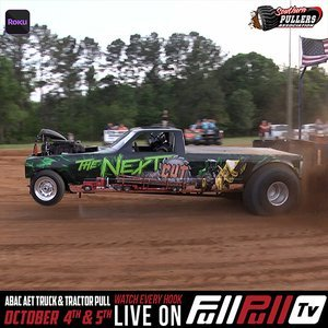 Southern Pullers Assc at ABAC Fall Pull Saturday Night