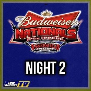 Bakersfield Speedway 34th Budweiser Nationals Night 2