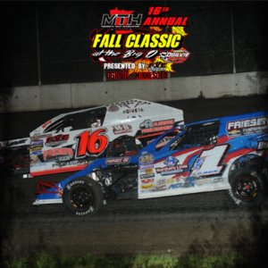 16th Annual Fall Classic WISSOTA Midwest Modified Races