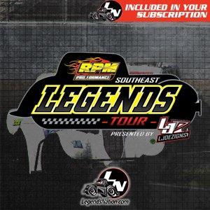 Southeast Tours Season Finale - Trucks, Legends, Limiteds, Street Stocks