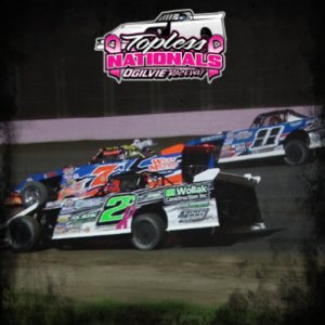 10th Annual Topless Nationals Modified Races