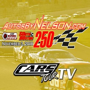 CARS Tour Season Finale - AutosByNelson.com 250