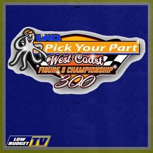 West Coast 300 Outlaw Figure 8 Race