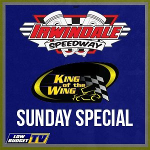 King of the Wing Sprint Cars - Irwindale