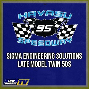 Sigma Engineering Late Models Twin 50s