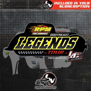 Southeast Legends Tour - Round Two