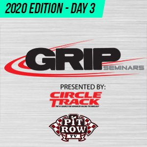 2020 GRIP Seminars - The Driver's Perspective - #10
