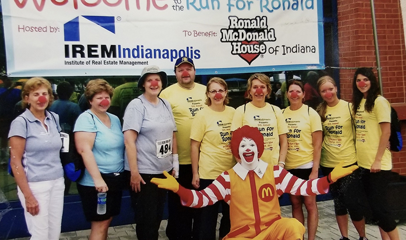 Ronald McDonald House volunteer leaves a legacy of giving