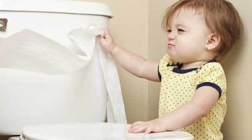 Toddler Refusing to be Potty Trained? Try This