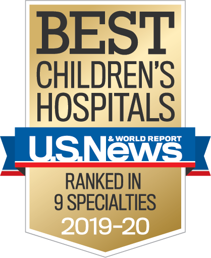 Best Childrens Hospitals 19 20