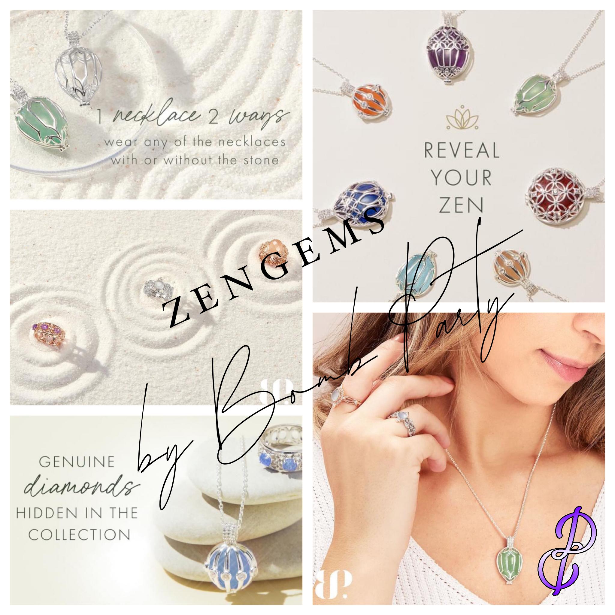 Zen Gems Necklace Pre Order Event
