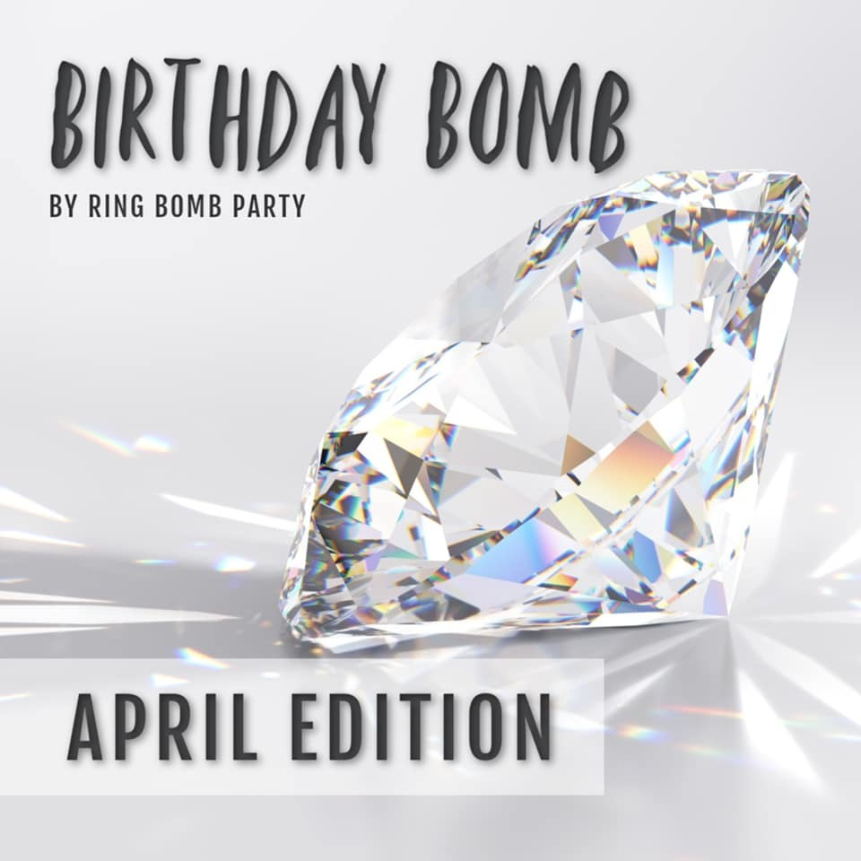 Pre-Order April Birthday Bombs