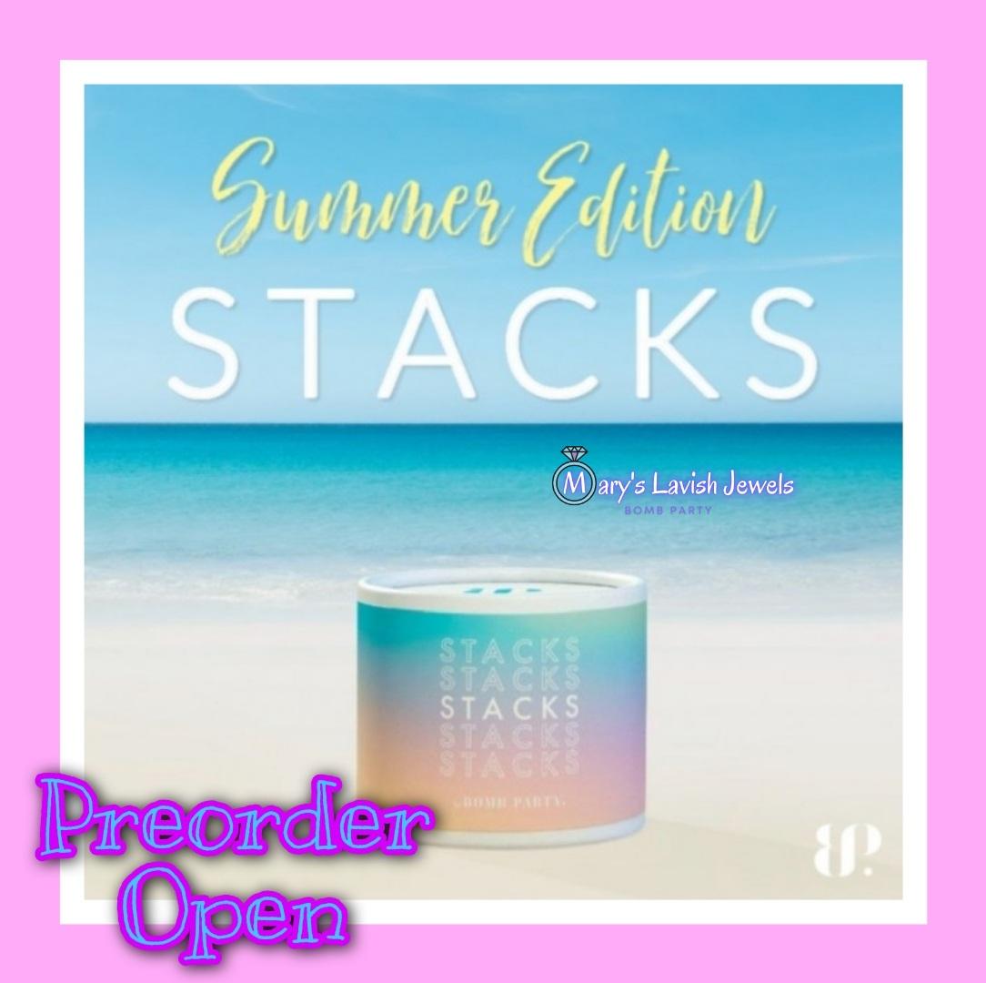 Summer Stacks ☀️