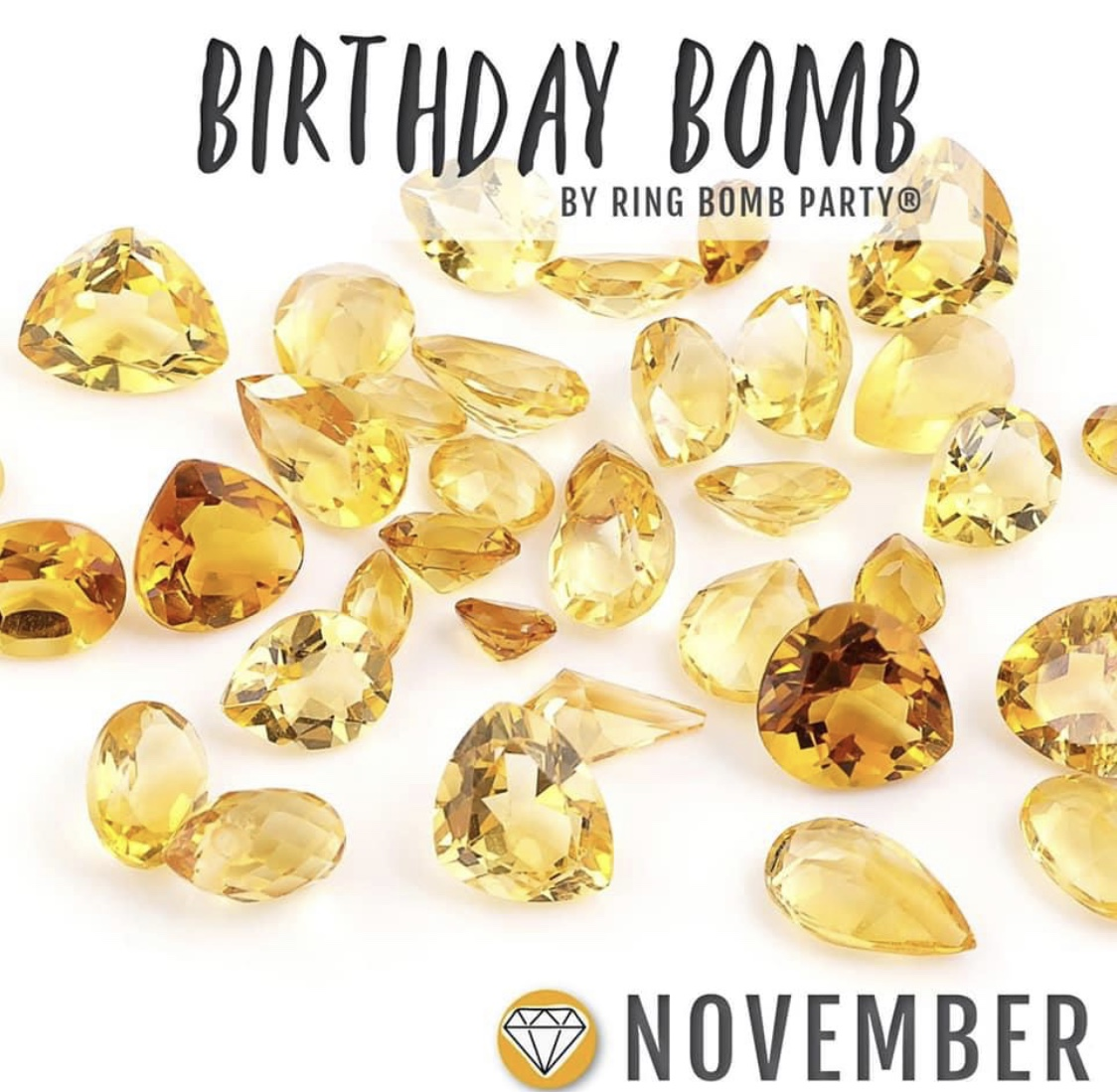 November Birthday Bomb Preorder