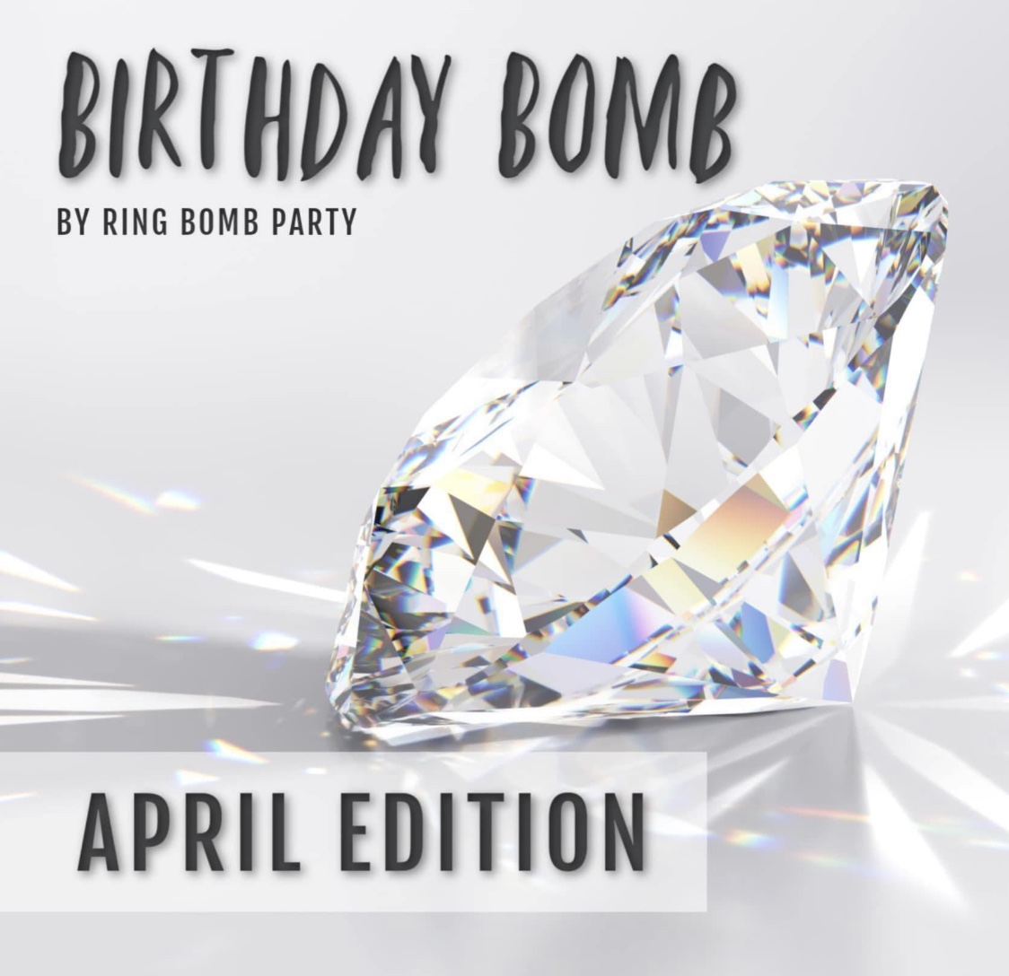 Preorder For April Birthday Bombs