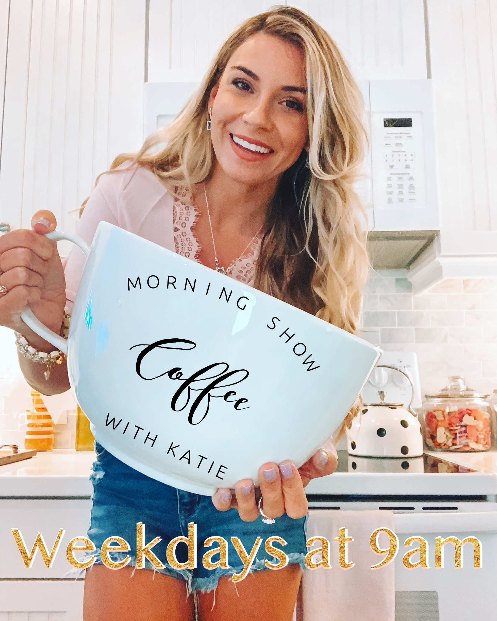 Morning Show with Katie