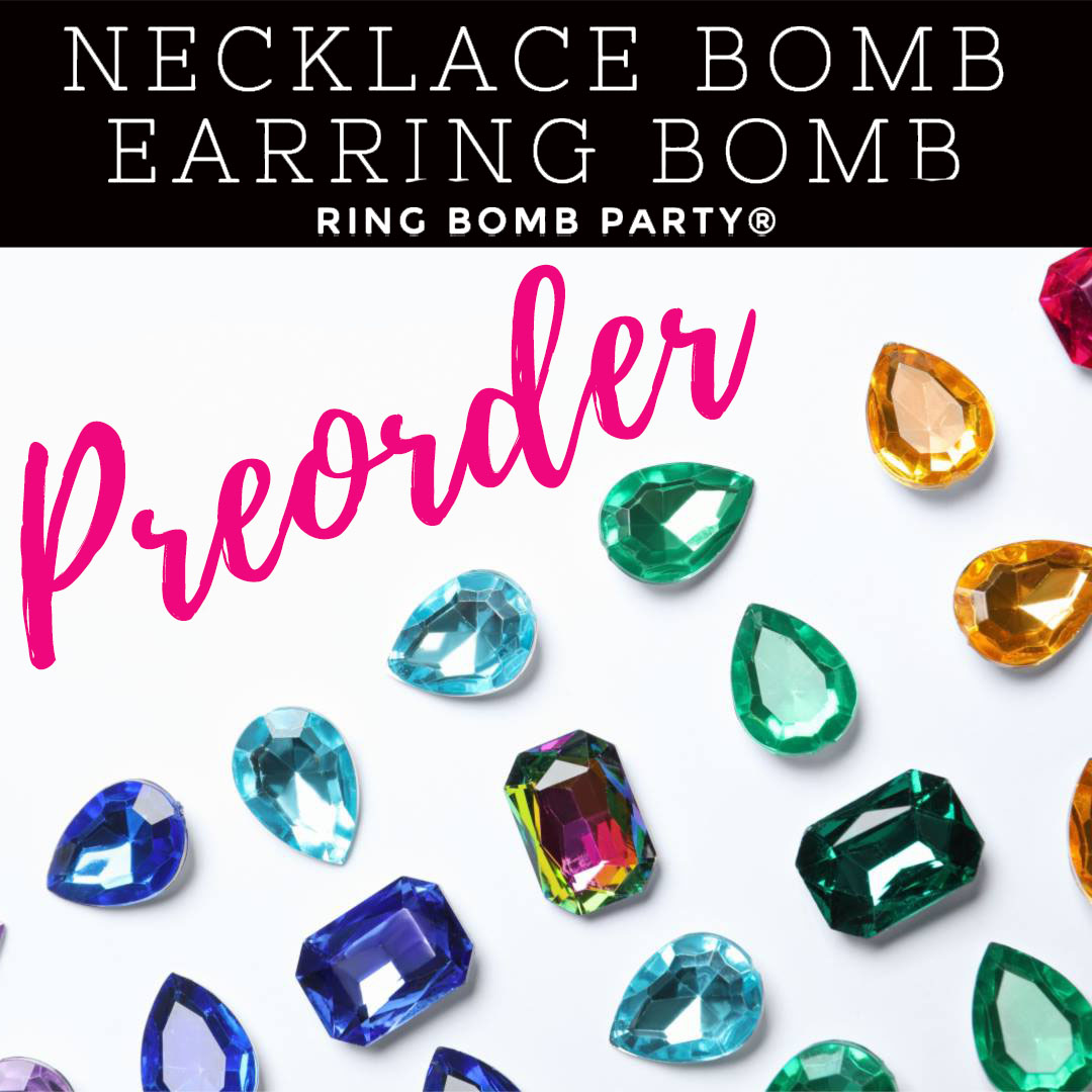 EARRING & NECKLACE Reveal - PREORDER!