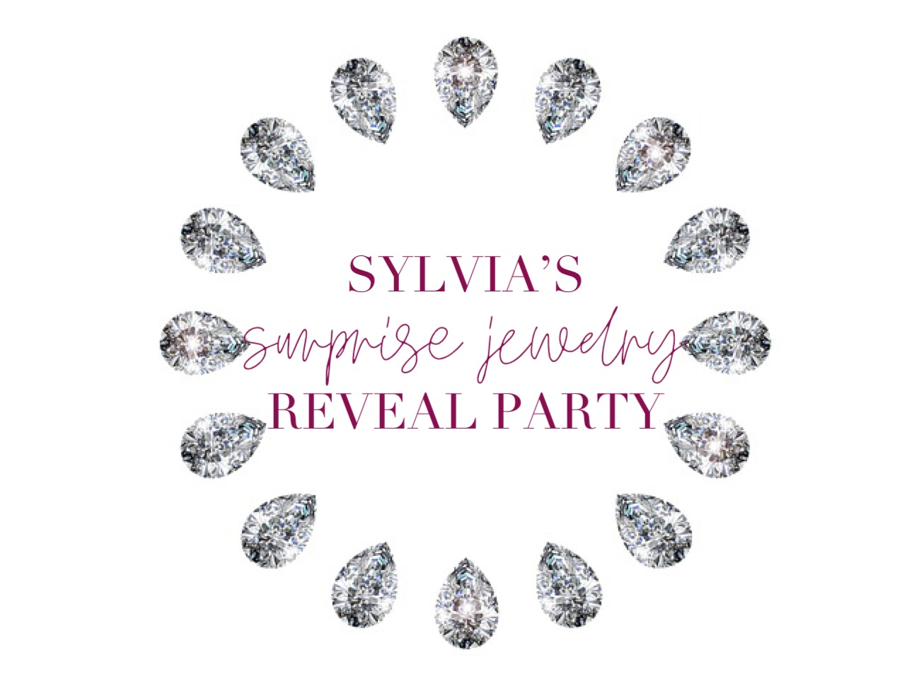 Sylvia's Surprise Jewelry Reveal