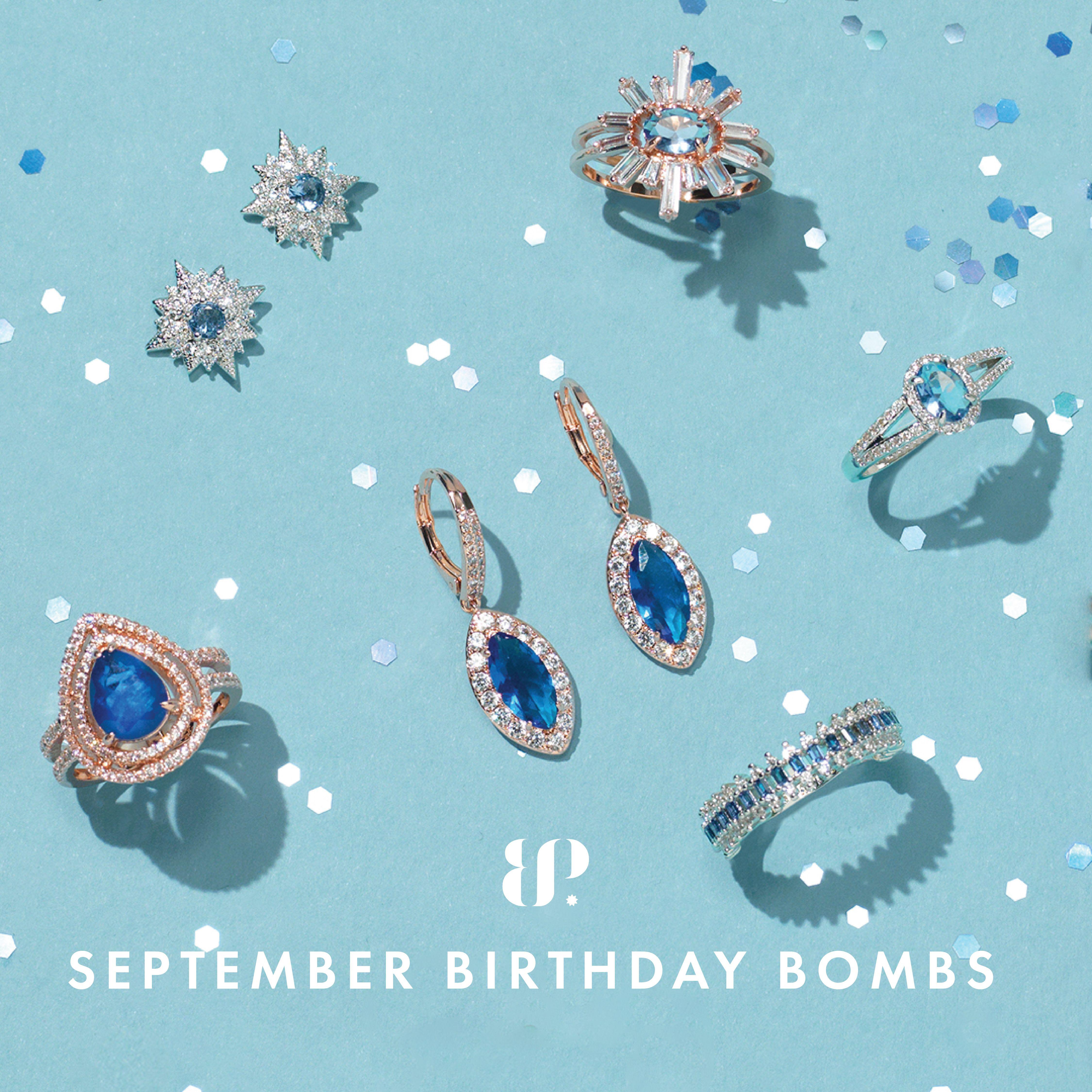 Image for September Birthday Bombs