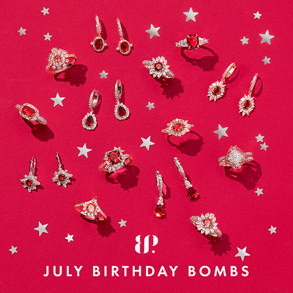 Image for July Birthday Bombs