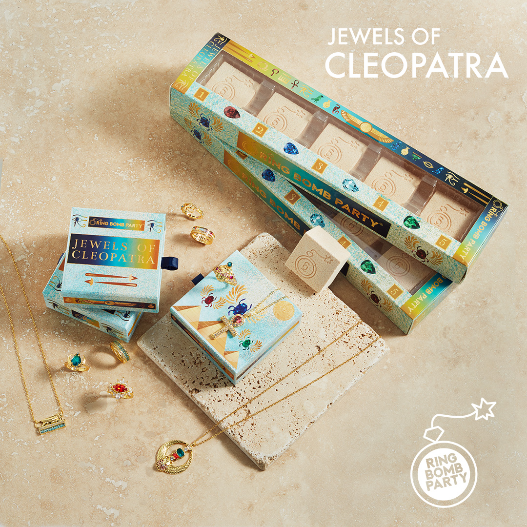 Image for Jewels of Cleopatra