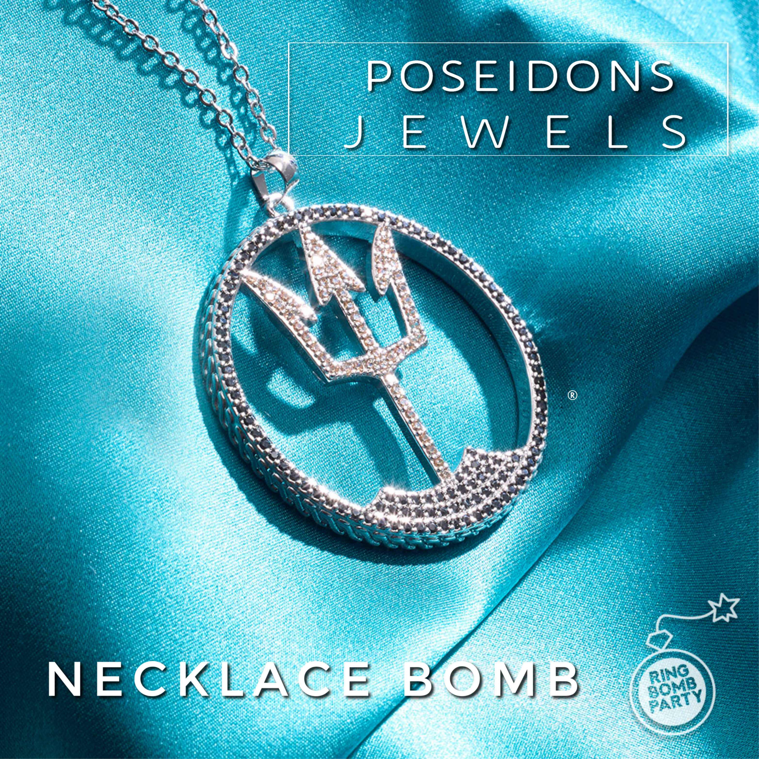 Image for Poseidon's Jewels - Necklace