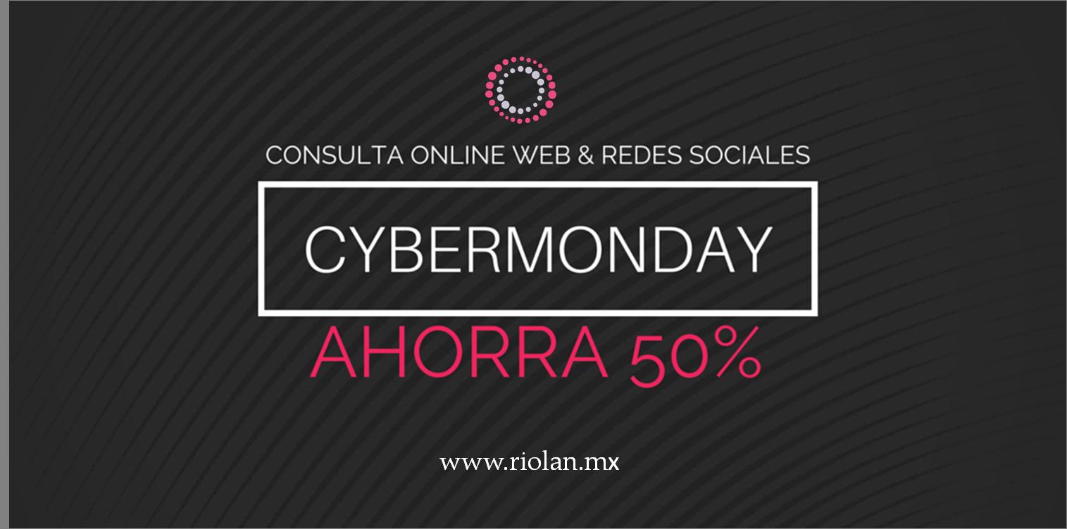 Qué es Cyber Monday 2014 con Riolan