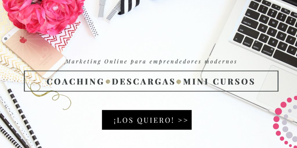 Descargas de marketing online gratuitas para emprendedoras