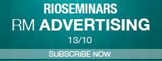 Subscribe for RioSeminars - RioMarket ADVERTISEMENT