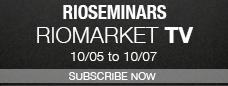 Subscribe for RioSeminars - RioMarket TV