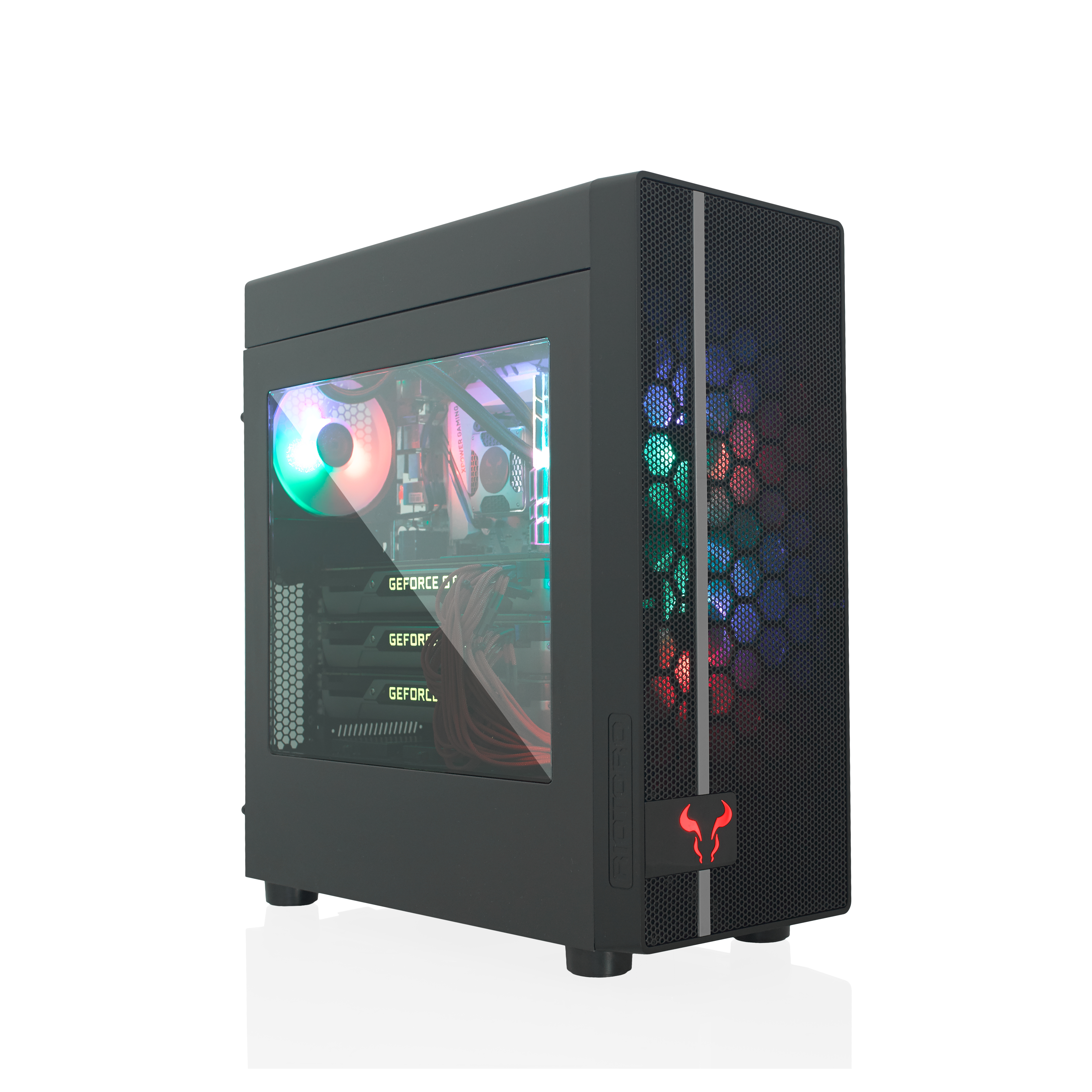 CR400 Mid-Tower Case