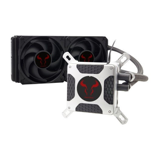 BIFROST 240 Liquid CPU Cooler, 240.0 mm Water Cooler for Intel/AMD processors
