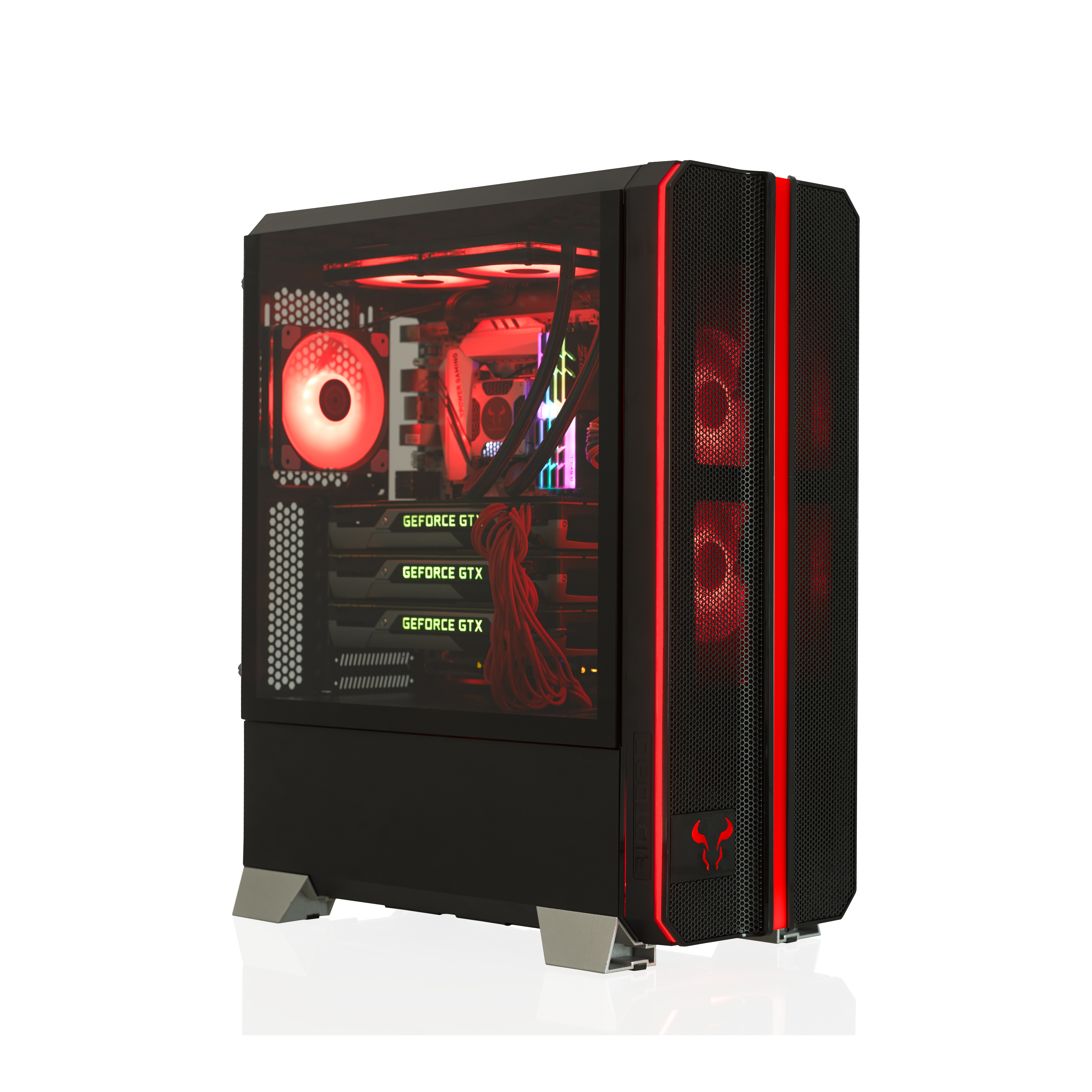 CR1288 Prism RGB Full-Tower Case.