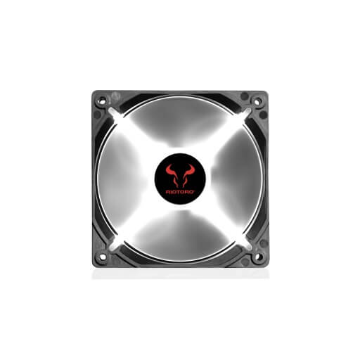 CROSS-X CLASSIC LED 120.0 mm Fan White