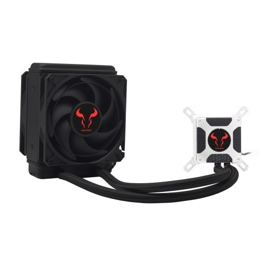 BIFROST 120TI Liquid CPU Cooler, 120.0 mm Water Cooler for Intel/AMD processors
