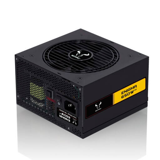 ENIGMA G2 650W ATX Power Supply, 80 PLUS Gold, Fully Modular - UK
