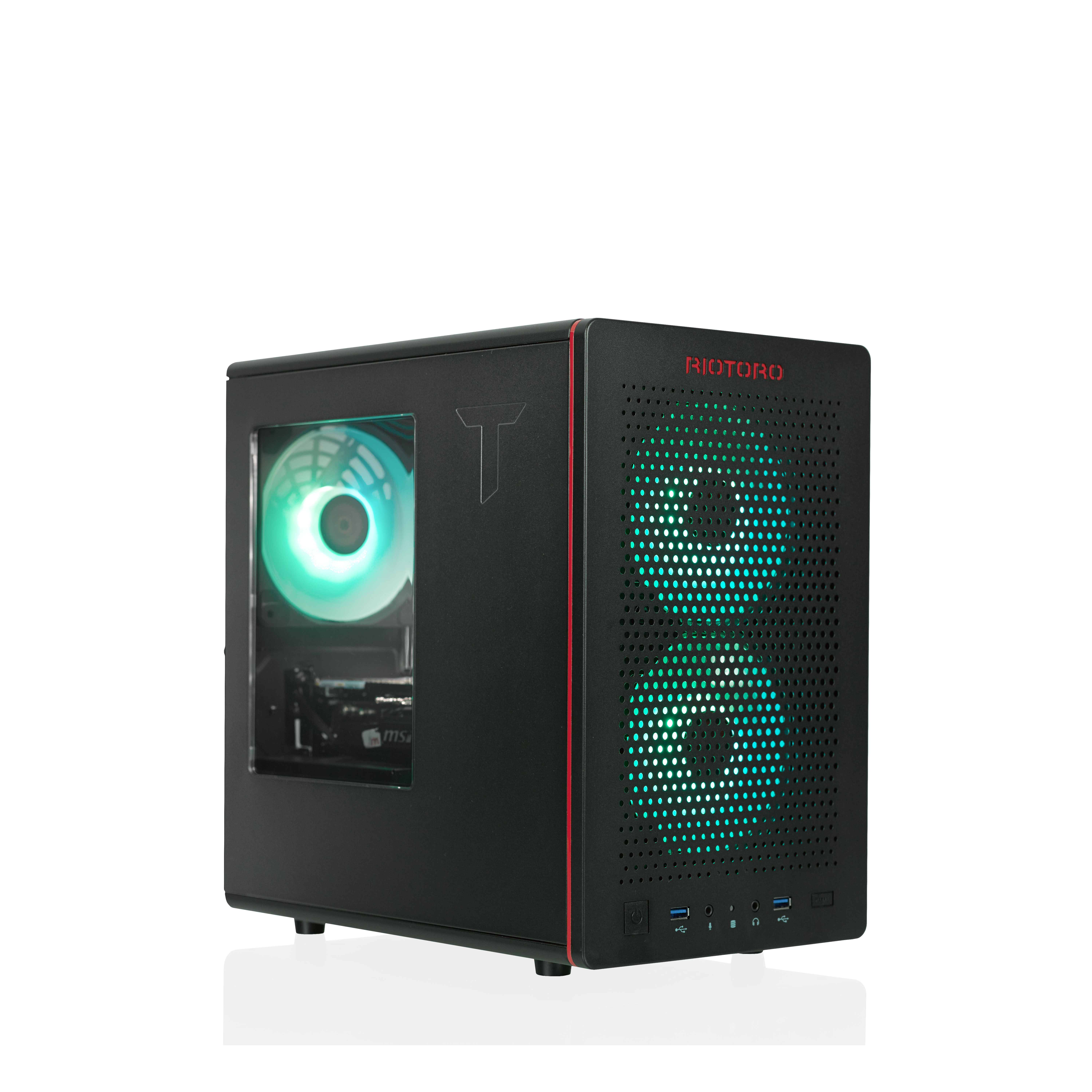CR280 Mini-ITX Tower Case