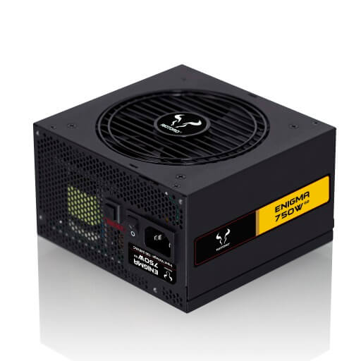 ENIGMA G2 750W ATX Power Supply, 80 PLUS Gold, Fully Modular - NA