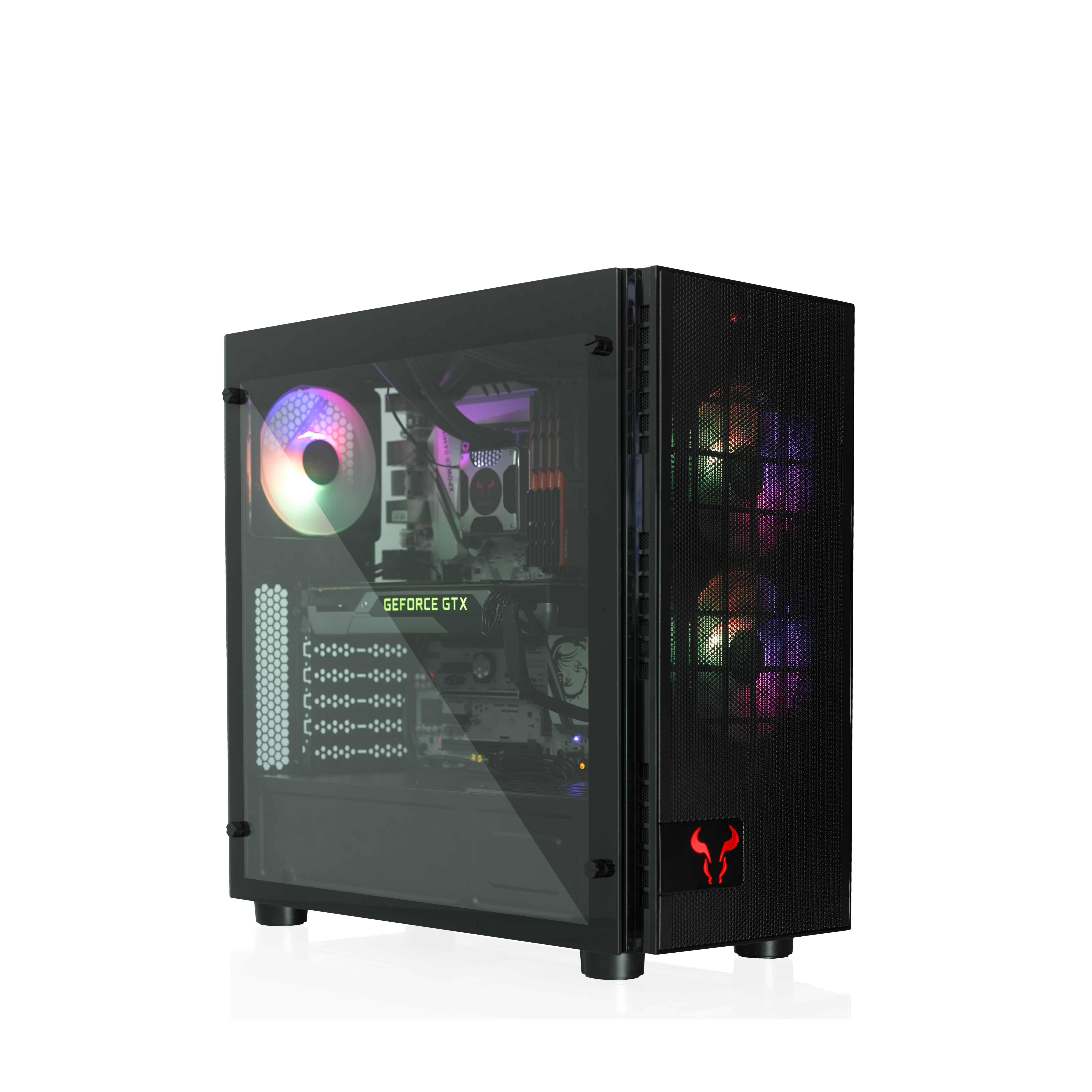 CR500 Mid-Tower Case.