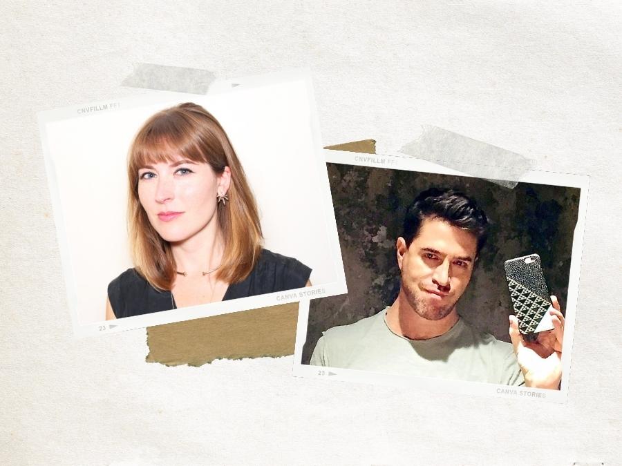 Writer Kelly Badal & Snyder Diamond's Matthew Wold discuss power Of storytelling
