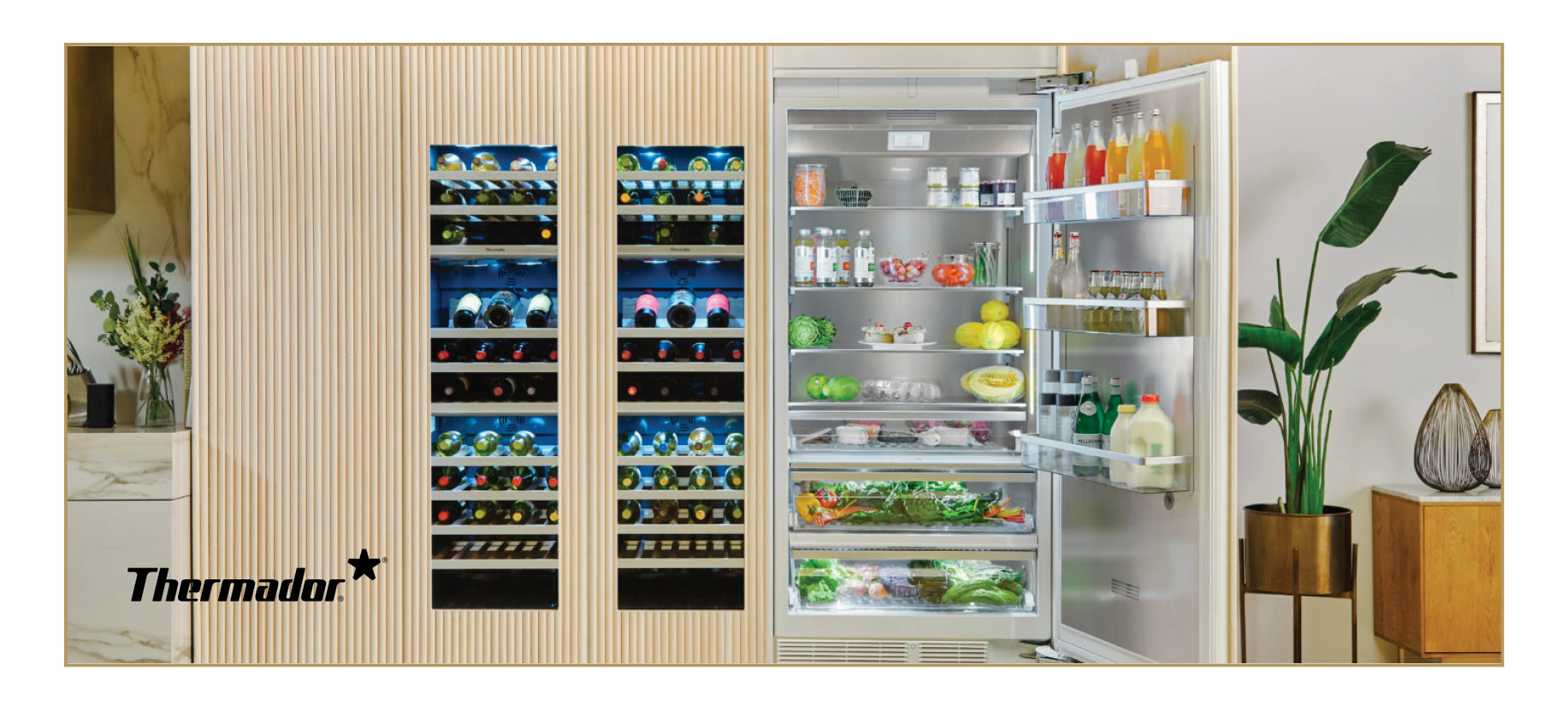 Thermador Freedom Collection Refrigerator