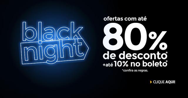Lojas Submarino - Black Night