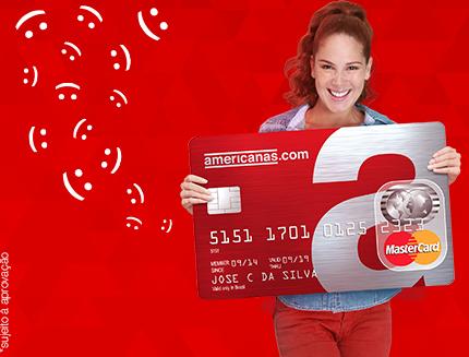 Cartão Americanas e Cartão de crédito Lojas Americanas