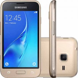 Samsung Galaxy J Mini | Lojas Americanas Smartphone Smartphone