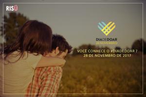Dia de Doar - 28 de novembro