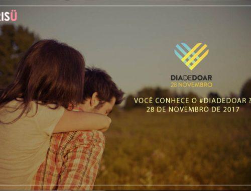 Dia de Doar - 28 de novembro de 2017