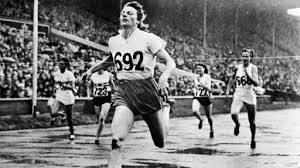 Feminismo atleta russa