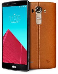 melhores celulares LG g4