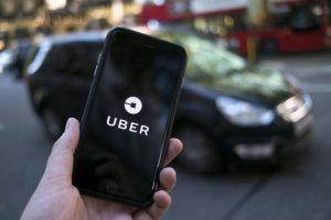 como funciona o uber - app