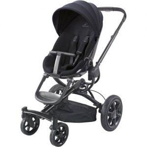 melhores marcas de carrinho de bebe -Moodd_Quinny_Black_Devotion